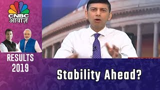 CNBC Awaaz Live Business News Channel   Stable Markets Can Be Expected Over Next 5 Years