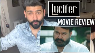 Lucifer Movie Review | Mohanlal, Prithviraj | First Mohalal Film in Theater!