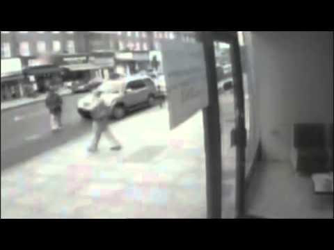 Katie Piper acid attack CCTV footage