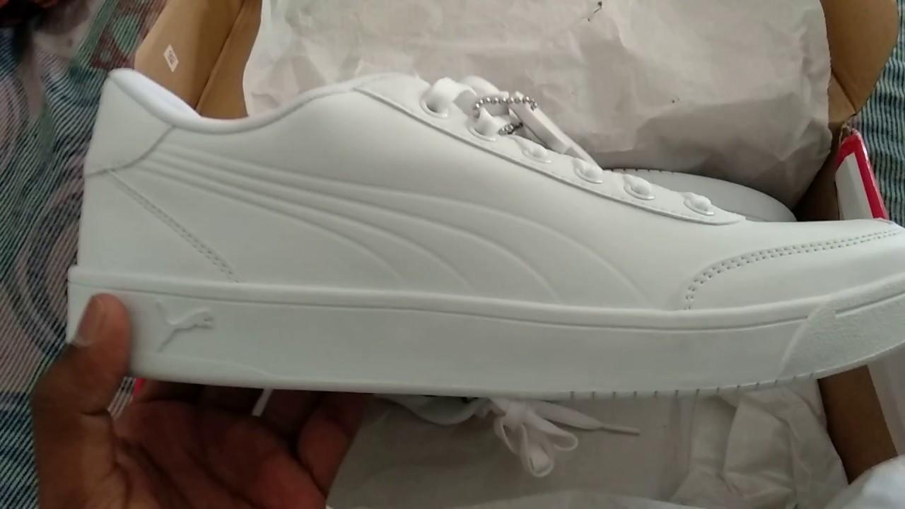Puma Court Breaker Bold Sneakers