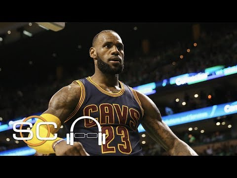 LeBron James Reaches Seventh Straight NBA Finals | 1 Big Thing | SC with SVP | May 26, 2017