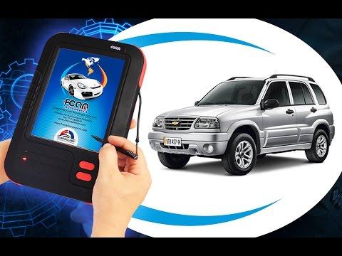 Diagnóstico Grand Vitara Chevrolet - FCAR - Tecnotalleres