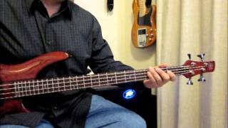 Thompson Twins - Lies Bass Lesson and Tabulature