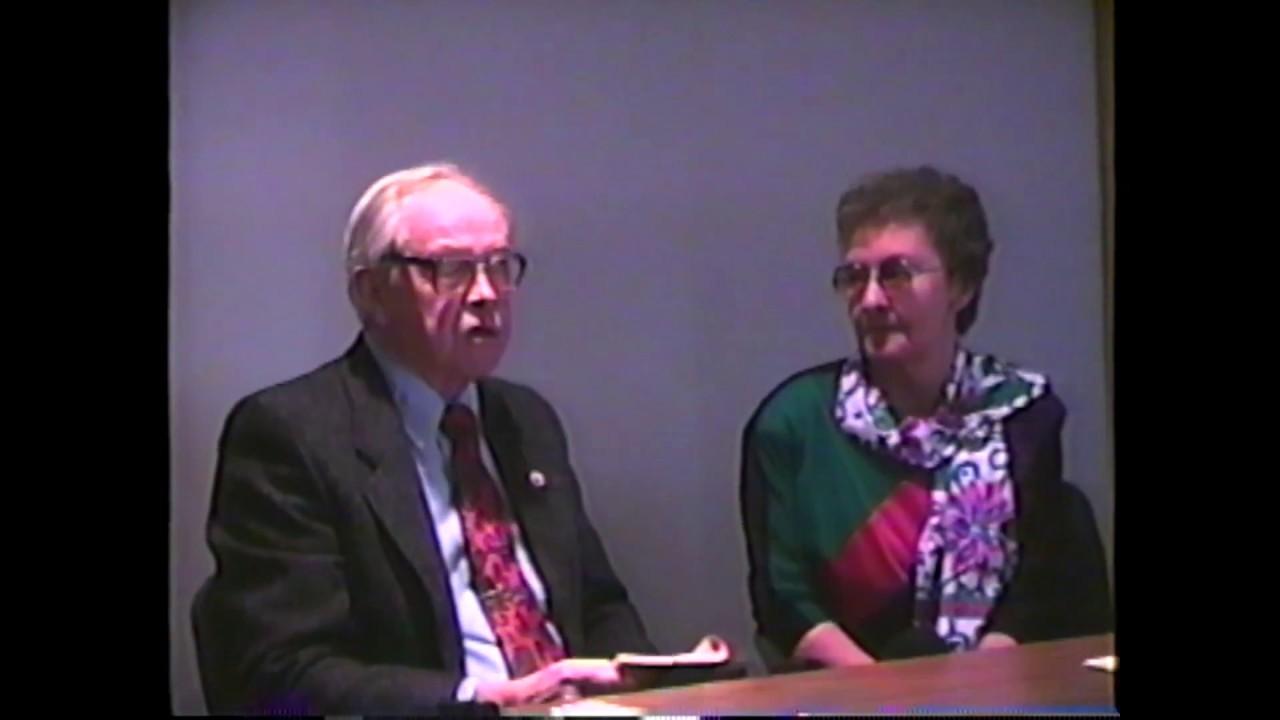 OHP - Paul Vogan - Mooers History 12-16-88