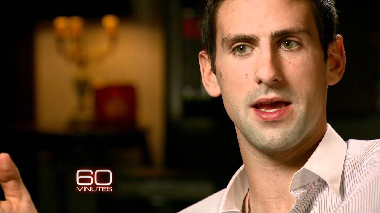 Novak Djokovic 60 Minutes Interview March 2012 Youtube