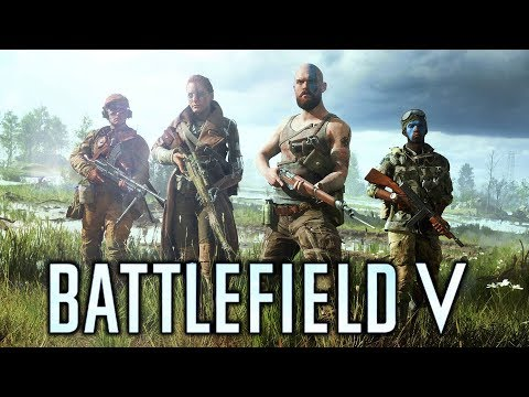 Battlefield 5 (2018) - NEW GRAND OPERATIONS and COMBINED ARMS Modes! New Gameplay Trailer!