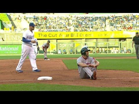 Blake Swihart Catches Up With Bat