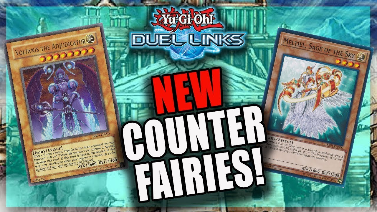 NEW Counter Fairy Deck w/ Voltanis! (Yu-Gi-Oh Duel Links Budget Deck)