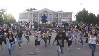 Dancemob in Sosnivka (Танцювальний флешмоб у Соснівці)