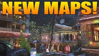 6 New Maps, 2 New Game Modes and Christmas Crash (Modern Warfare Remastered)