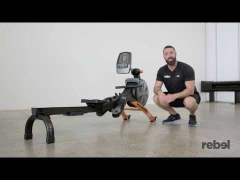 The benefits of a rower - Cam Byrnes