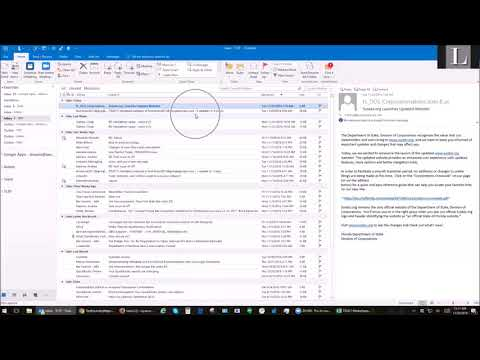 Microsoft Outlook Tips for PC Lawyers [Webinar]