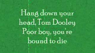 Watch Kingston Trio Tom Dooley video