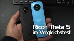 Ricoh Theta S 360 Grad Panorama Kamera im Test / Vergleich & Tipps zur Anwendung