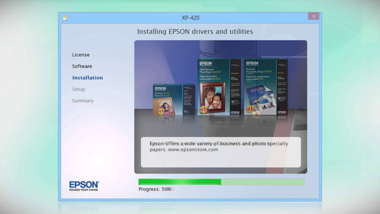 Epson xp-420 driver & software windows 10, 8, 7 downloads.
