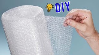 DIY Bubble Wrap Idea| What can be made out of bubble wrap|Best Out Of Waste
