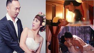 Đây là cách hành xử của chồng sao Việt khi biết vợ đóng cảnh n.h.ạ.y cảm..!!!