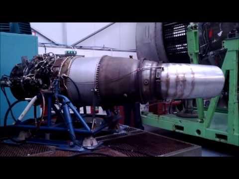 Viper Engine MK202 Test 1 Idle Run