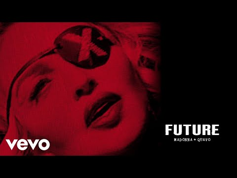 """Madonna and Quavo join forces on """"Future"""""""