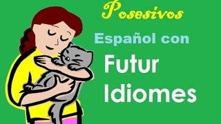 Испанский язык. Урок 30. Притяжательные местоимения