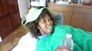 Drinking Water Helps you Poop ... part 2 GloZell
