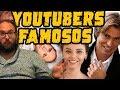 FAMOSOS QUE LO INTENTARON DE VLOGGERS: Curiosidades de YOUTUBE.