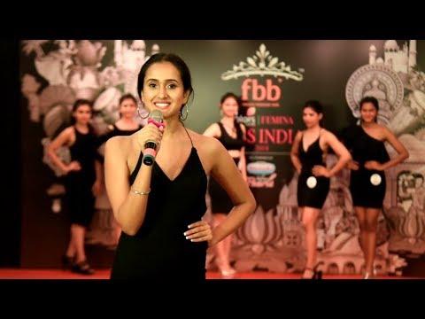 Miss India Odisha 2018 finalist Aishwarya Jeena's Q & A Round performance