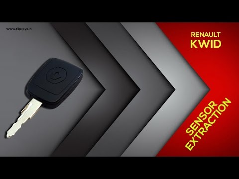 Renault Kwid Sensor Extraction Youtube