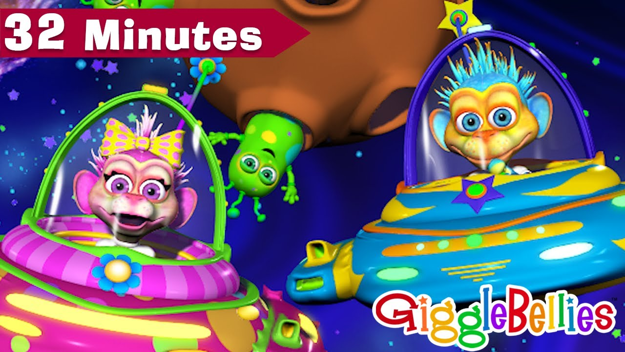 Planet Song For Kids, Learn the 8 Planets + More Toddler Songs, Children Songs, Kid Songs, Baby Song
