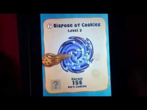 Cookie collector  glitches vortex.