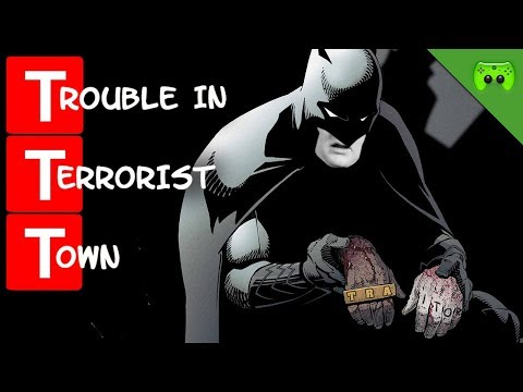 Der dunkle Traitor-Killer 🎮 TTT - Trouble in Terrorist Town #492