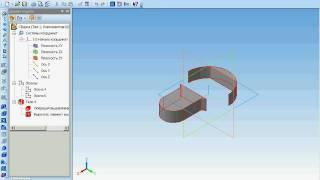 Преобразование тела в деталь в Компас 3D v11 (42/49)