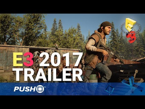 Days Gone PS4 Gameplay Trailer | PlayStation 4 | E3 2017