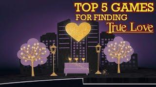 Top 5 Games For Finding True Love(JOMBLO wajib nonton)