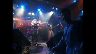 Joe Louis Walker & the Bosstalkers 1991 1) The Gift 2) Moanin