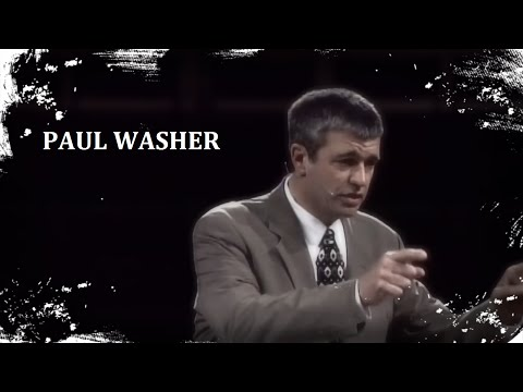 BEAUTIFUL, BOLD PREACHING – PAUL WASHER SERMON JAM (MUST WATCH!)