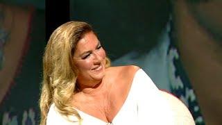 ROMINA POWER DA COSTANZO AL BANO LEGAME INDISSOLUBILE YLENIA E' VIVA