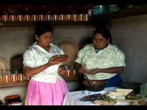 Traditional Mexican cuisine - ancestral, ongoing community culture, the Michoacán paradigm