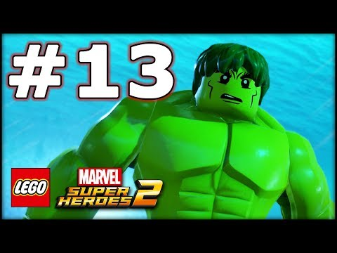 LEGO Marvel Superheroes 2 - Part 13 - Attuma! (HD Gameplay Walkthrough)