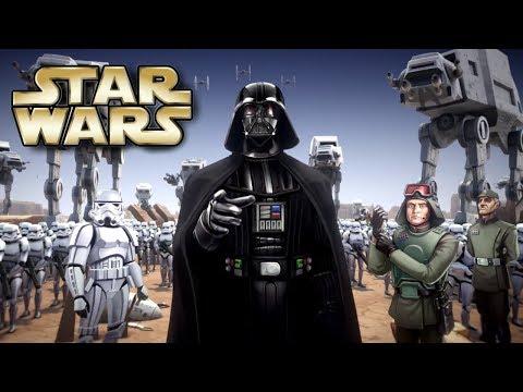 Wie war das imperiale Militär eigentlich aufgebaut? [Legends] feat. Star Wars Basis
