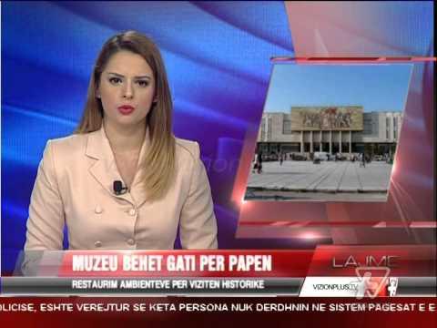 News Edition in Albanian Language - 14 Gusht 2014 - 19:00 - News, Lajme - Vizion Plus