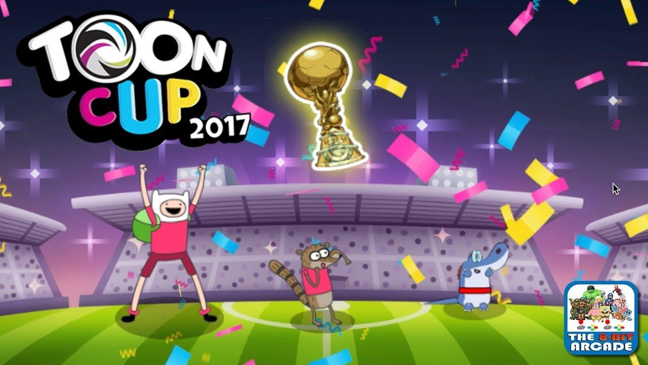 cartoon network games toon cup | Adultcartoon.co