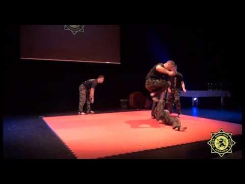 Military martial arts - KAF - Slovenia
