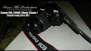 Canon EOS 1100D | Short Film( Video Test ) | NMP 2013(THIS IS A TEST VIDEO OF MY NEW CAMERA : CANON EOS 1100D Ntinos.Mhs.Productions / NMP - - - FILM & PHOTOGRAPHY AND I'M PARKOUR ..., 2013-10-08T20:06:42.000Z)