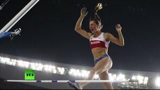 Российские легкоатлеты могут пропустить ОИ-2016 из-за обвинений WADA