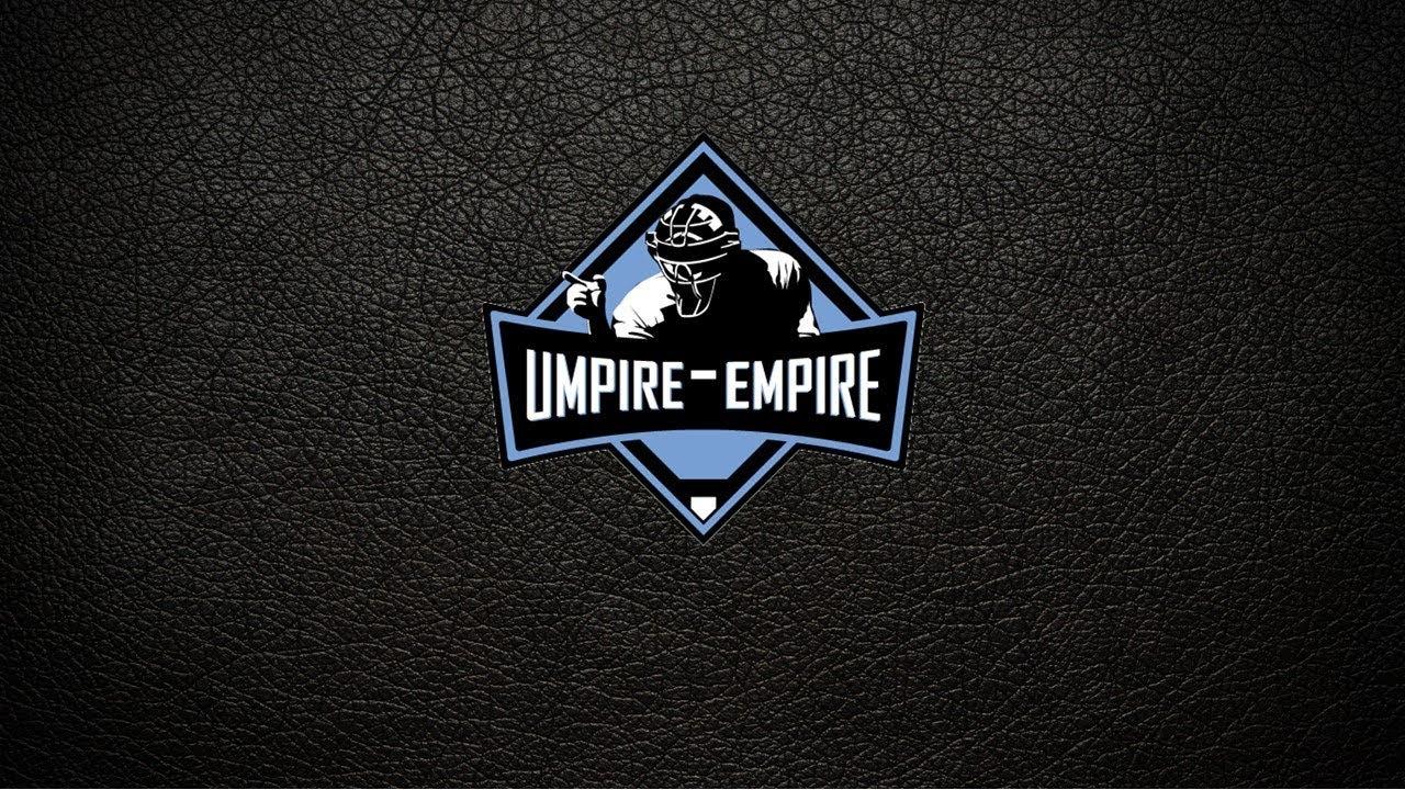 separation shoes 82636 cbe53 greece creasing your umpire cap umpire empire 0b620 bc180