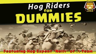 How to Utilize the Hog Rider | Discussion with Guest: Nelly of .\-Team | Clash of Clans