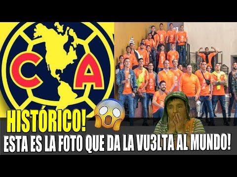 ASI REACCION0 LA PRENSA DEL MUNDO ANTE FOTO OFICIAL DE AMERICA EN VECINDAD DEL CHAVO