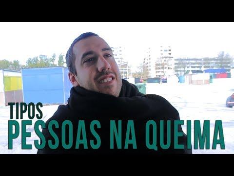 TIPO DE PESSOAS NA QUEIMA