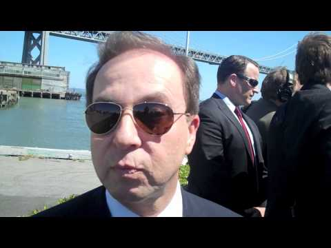 Joe Lacob: Golden State Warriors Owner : Oakland Has Challenges, New SF Arena